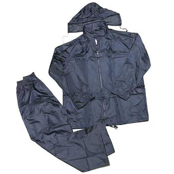 Takestop® - Traje de lluvia, impermeable y deportivo para ...