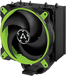 ARCTIC Freezer 34 eSports - Tower CPU Cooler with BioniX P-series case fan, 120 mm PWM fan, for Intel and AMD socket - Green