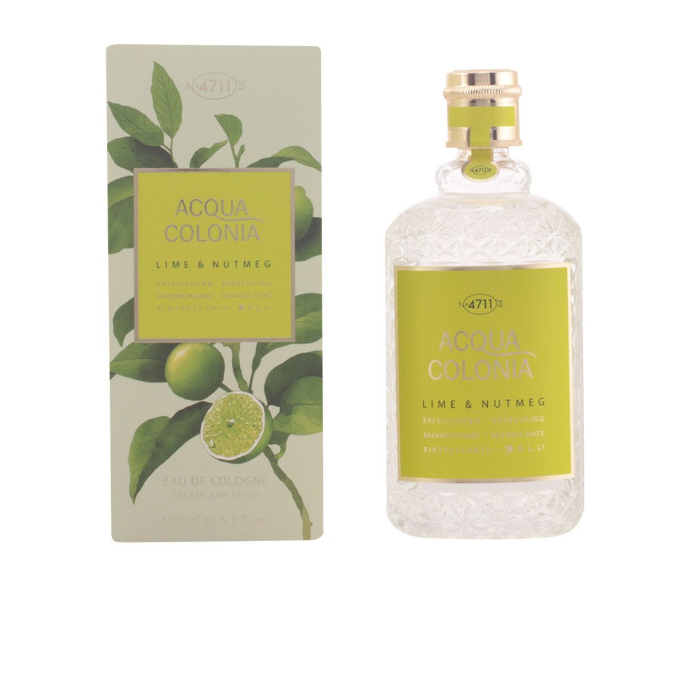 4711 - Acqua Colonia - Lime & Nutmeg - 5.7 Fl.oz. / 170ml EDC Eau De Cologne 4011700744688