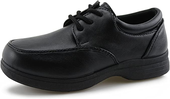 Hawkwell Kids School Uniform Dress Shoe
