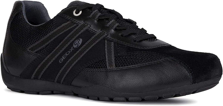 Geox Schuhe U Ravex B Black U923fb0bc14c9999