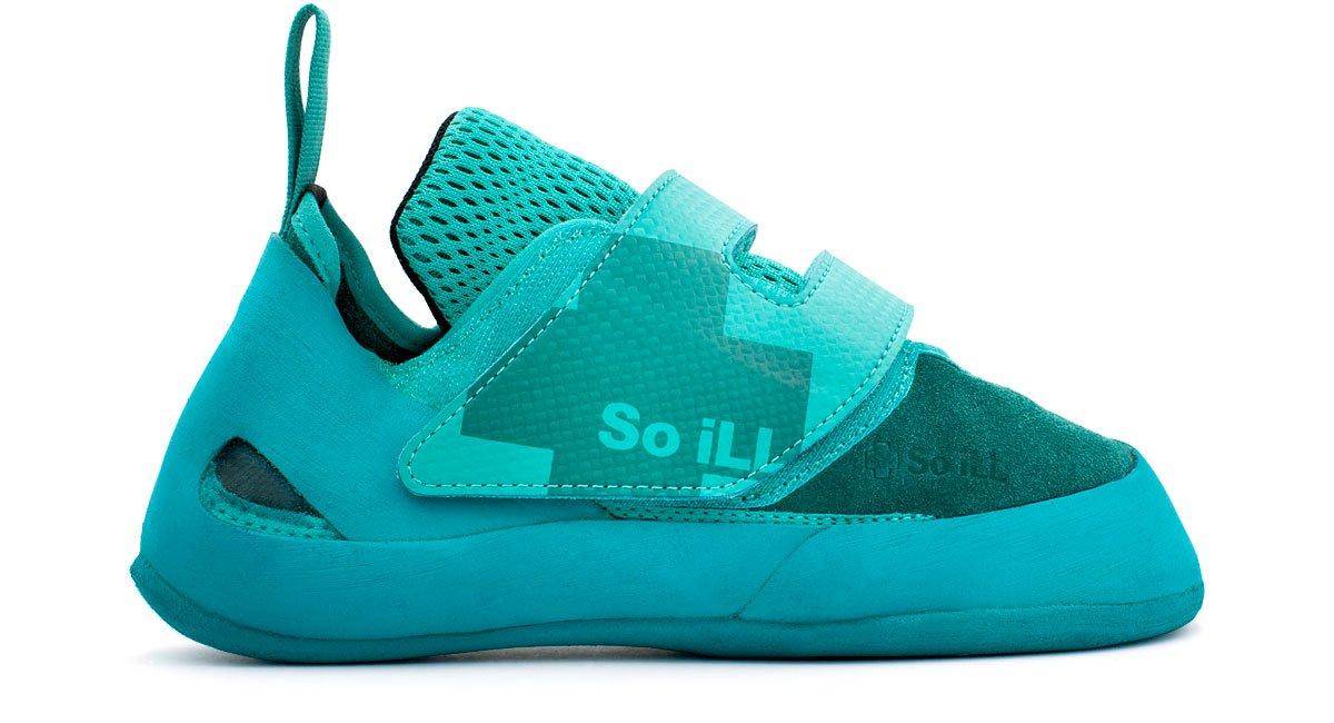 So iLL Kick Climbing Shoe (10) Teal by So iLL