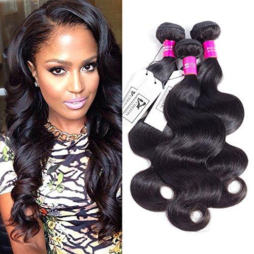 - CHEEON Peruvian Virgin Hair Body Wave 10 12 14 Inches 8A Grade Unprocessed Human Hair Bundles Body Wave Virgin Hair 100g/bundle Natural Color