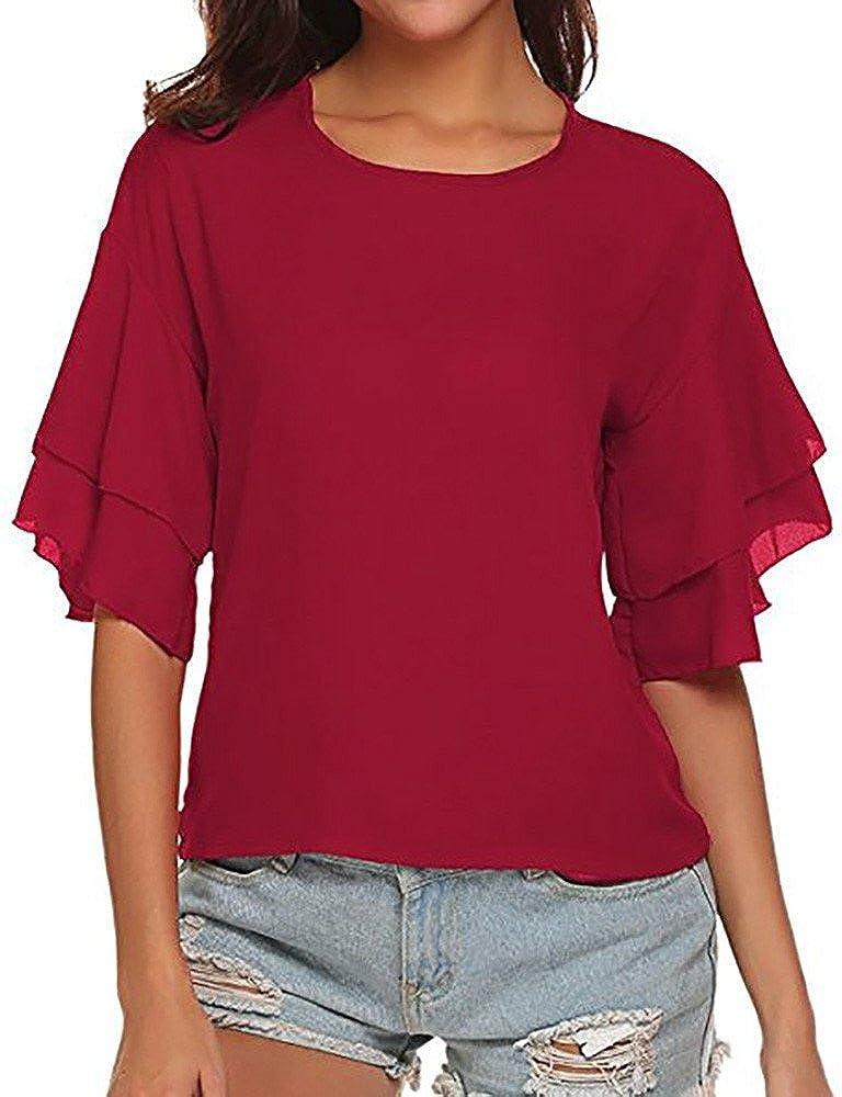 AOJIAN Women's T Shirt...