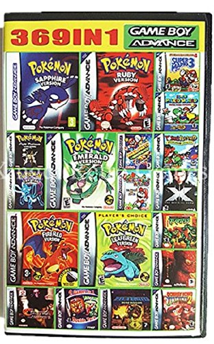 369 in 1 Multi Cart Video Game Cartridge Best Collection for sale  Delivered anywhere in USA
