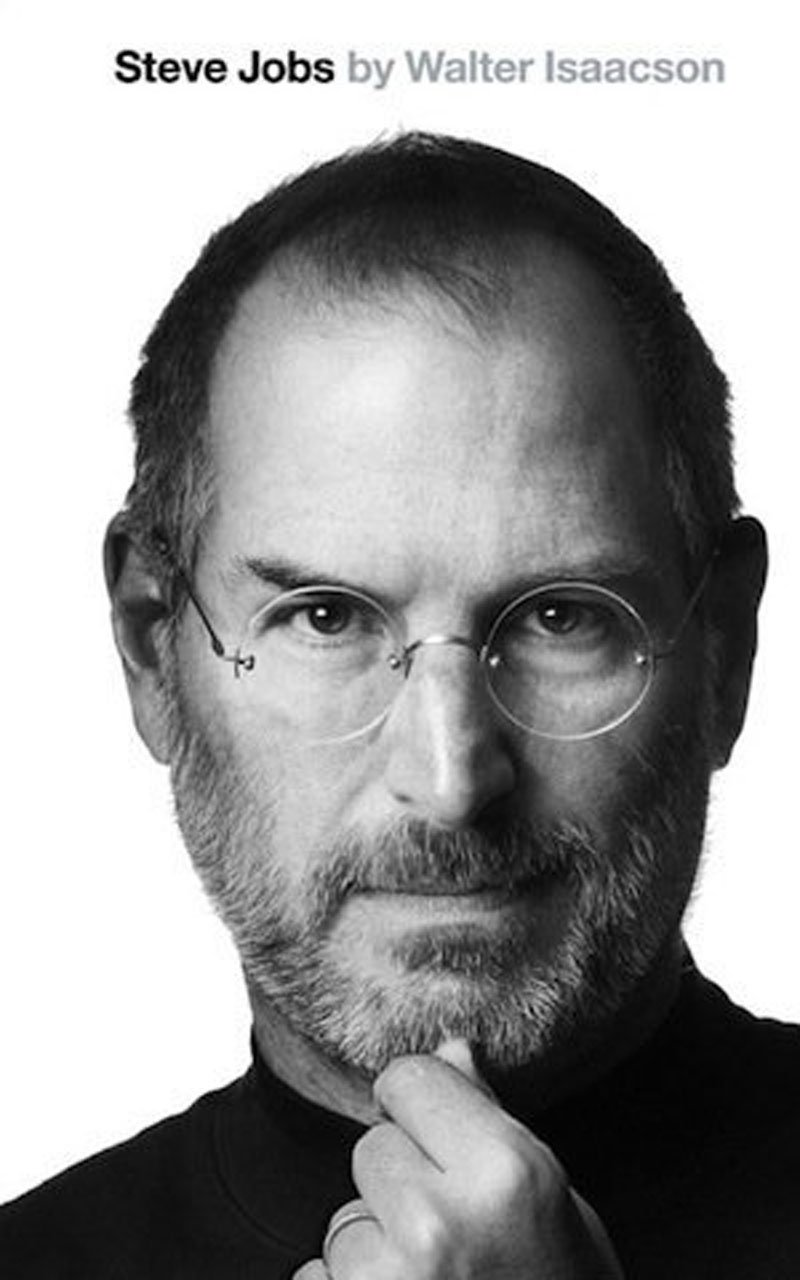 Image result for steve jobs walter isaacson
