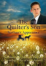 Amish Romance: The Quilter's Son: Book Three: Nathan's Apprentice