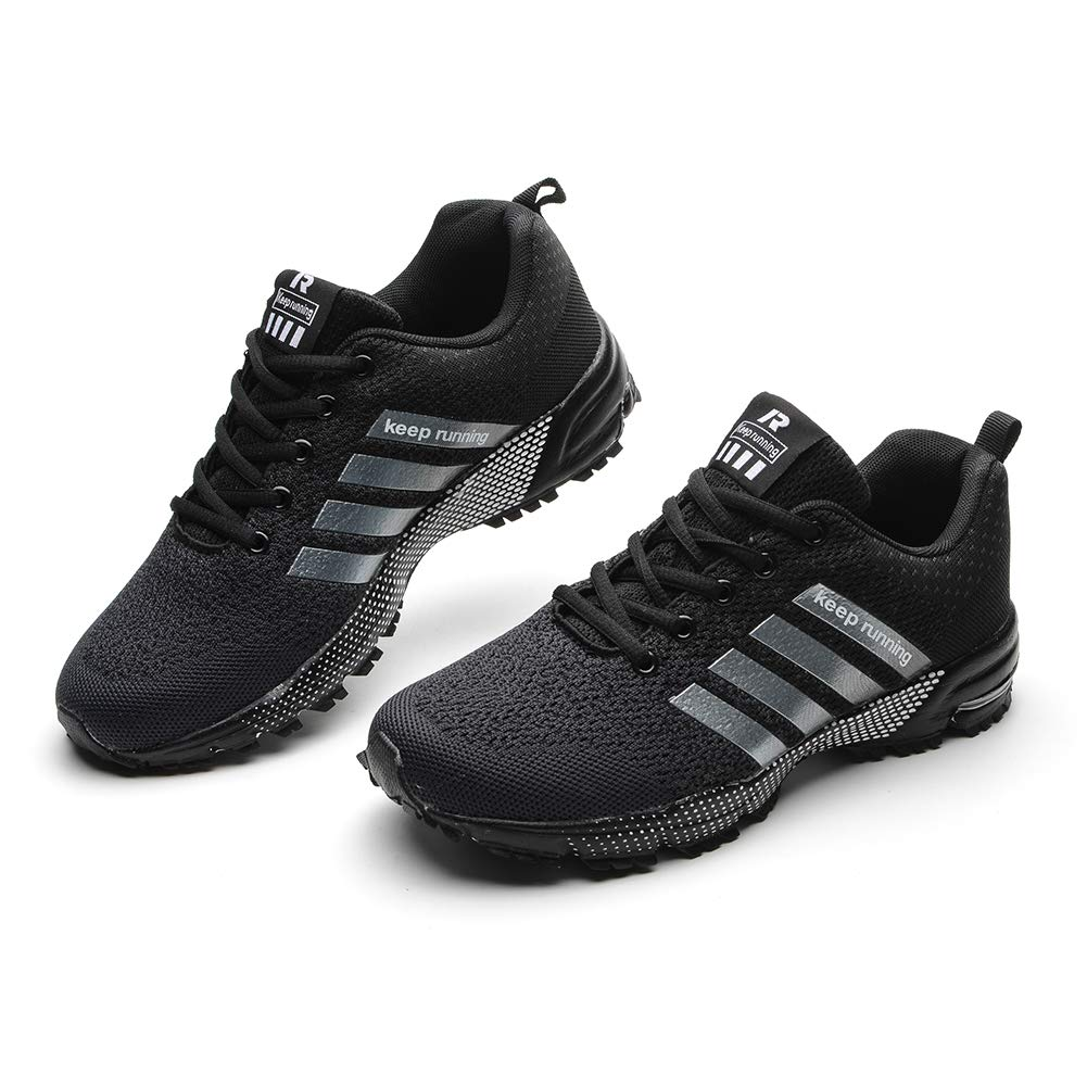 e24ca5c50b7fb Git-up Running Shoes for Men Women Lightweight Sneakers Breathable Knit  Athletic Multi-Function Sports Shoes Fashion
