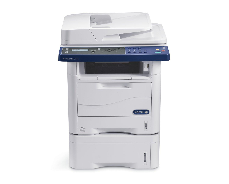 Amazon.com: Xerox WorkCentre 3315 DN Blanco y Negro ...