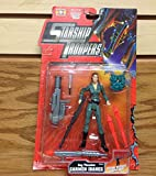 Denise Richards as Carmen Ibanez Starship Troopers BUG KILLER Action Figure