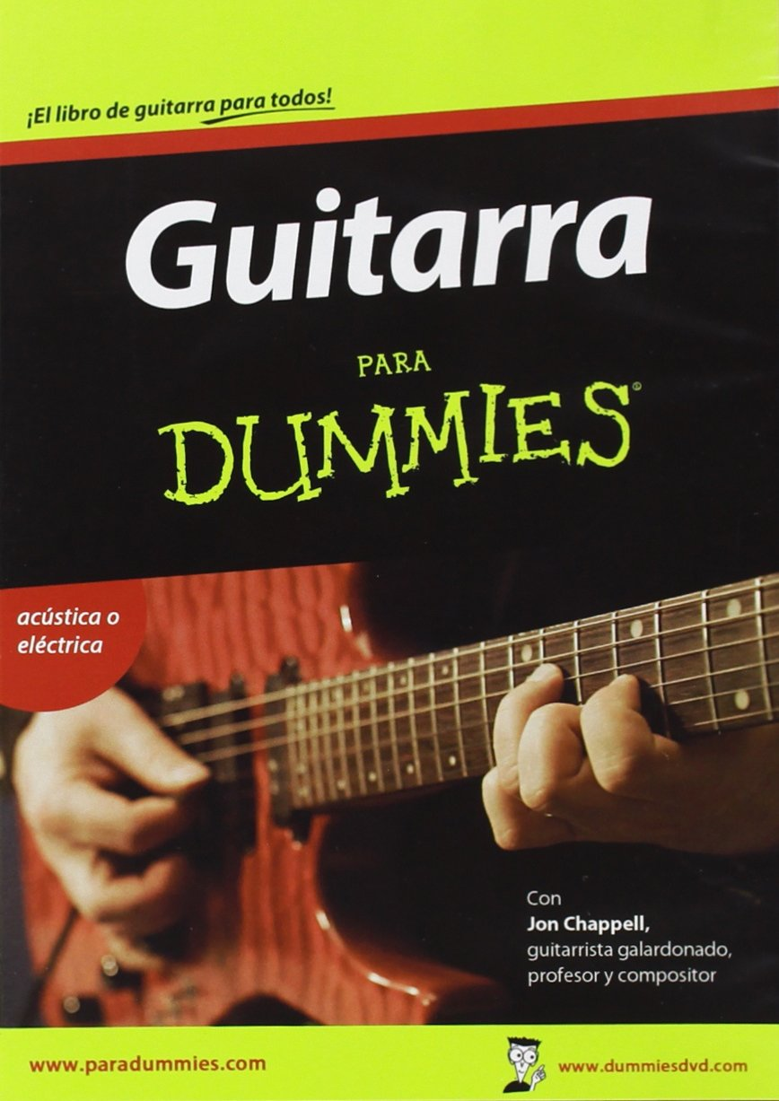 Guitarra para Dummies: Jon; Phillips, Mark Chappell: 9788432901171: Amazon.com: Books