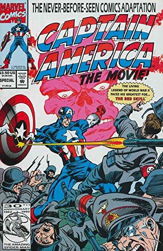 Captain America: The Movie Special #1 VF/NM ; Marvel comic book ()