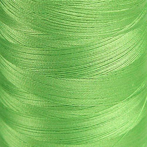 2511 Green - ELVIS 120D/2 Luminous Embroidery Thread, 3280 Yard Spool, Sweetleaf Green