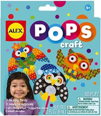 ALEX Toys POPS Craft 3 Happy Birds