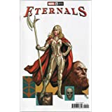 """The Eternals, vol. 5, no. 1 (March 2021): """"Only Death Is Eternal,"""" part 1 (variant cover by Frank Cho)"""