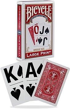Bicycle - Cartas juego de mesa (1026098): Amazon.es: Juguetes y juegos