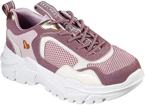 Skechers B-Rad Kicks Love Zapatillas para mujer: Skechers: Amazon ...