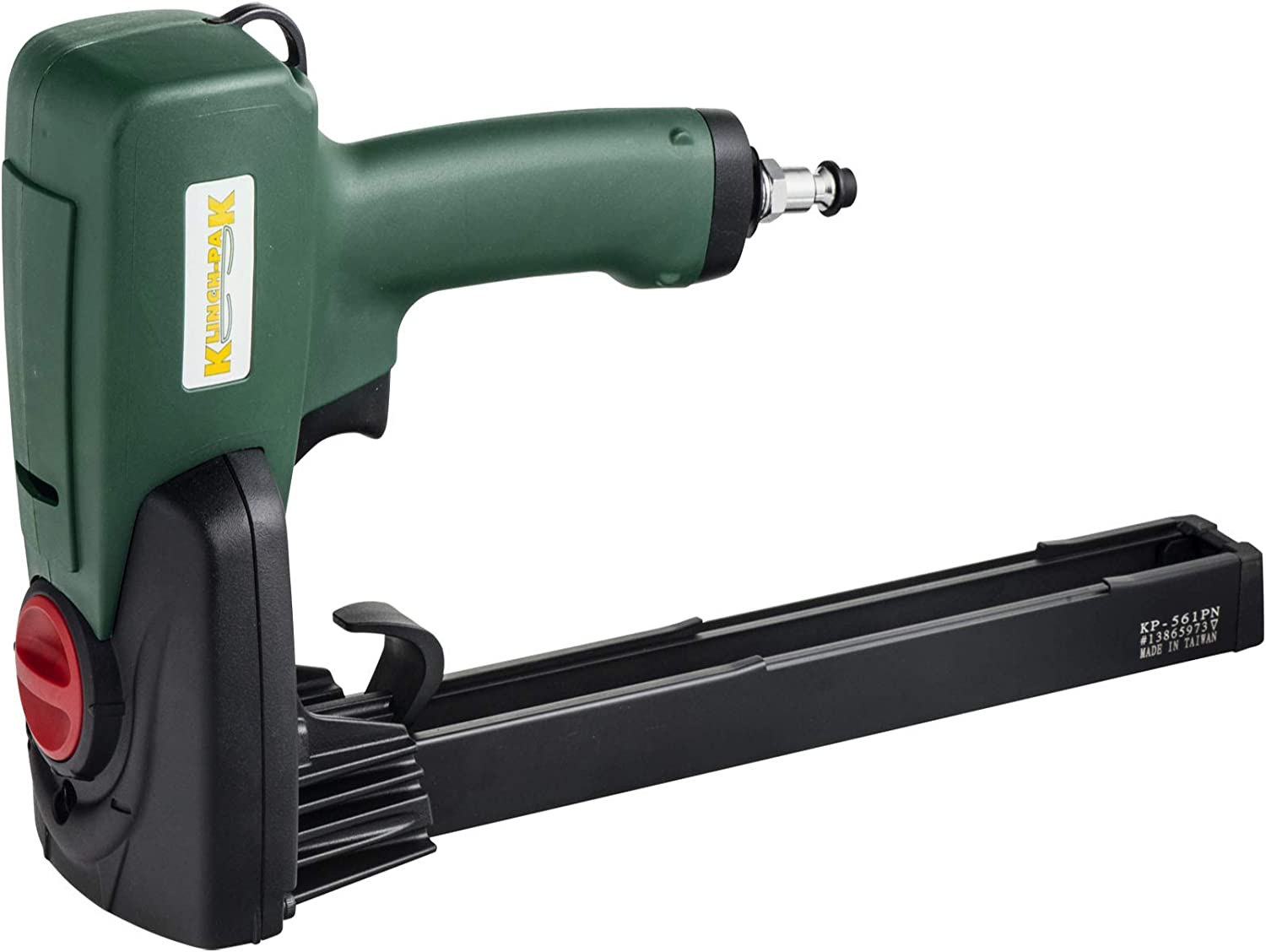 Klinch Pak KP-560PN Pneumatic Carton Closing Stapler for JK560 or A Series 1-3//8-Inch Crown Staples with 5//8-Inch or 3//4-Inch Leg SIM to JK A560PN H-3064