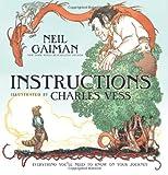 """""""Instructions"""" av Neil Gaiman"""