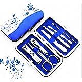 ネイルケア セット 爪切りセット携帯便利のグルーミング キット ステンレス製 つめきり 7点セット