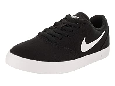 the best attitude a3749 d03ac Nike Unisex-Kinder SB Canvas GS 905373-003 Sneaker, Mehrfarbig (Black 001