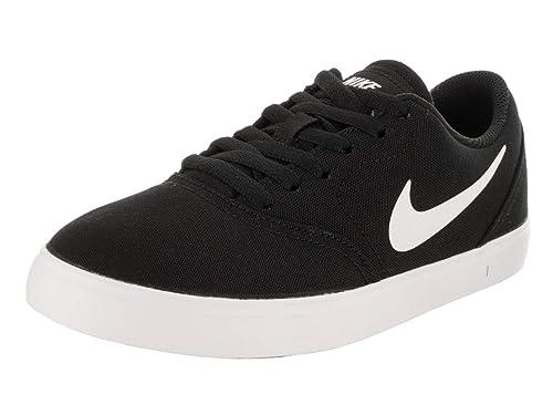 sports shoes b2607 ecccc Nike SB Canvas GS 905373-003, Zapatillas para Mujer Amazon.es Zapatos y  complementos