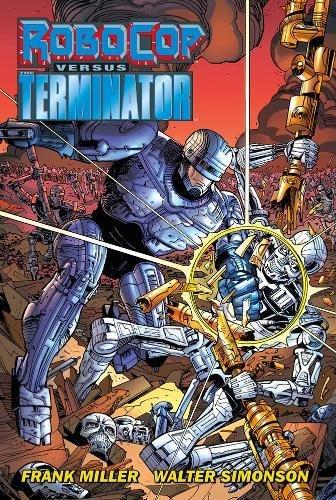 Robocop vs. Terminator: Amazon.es: Frank Miller: Libros en ...