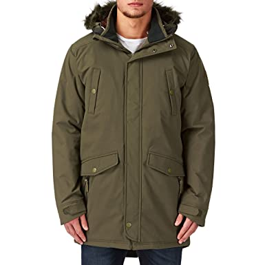 ONeill Adventure Journey Parka - Chaqueta para hombre, color warrior green, talla