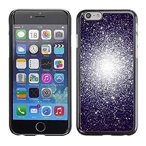 Be Good Phone Accessory // Dura Cáscara cubierta Protectora Caso Carcasa Funda de Protección para Apple Iphone 6 // star cluster system universe cosmos