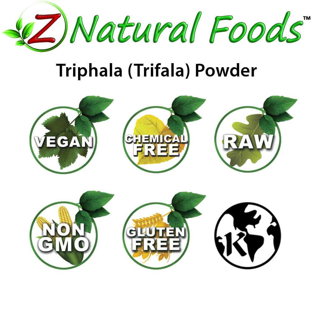USDA Certificado Orgánico Triphala (trifala) Powder ...