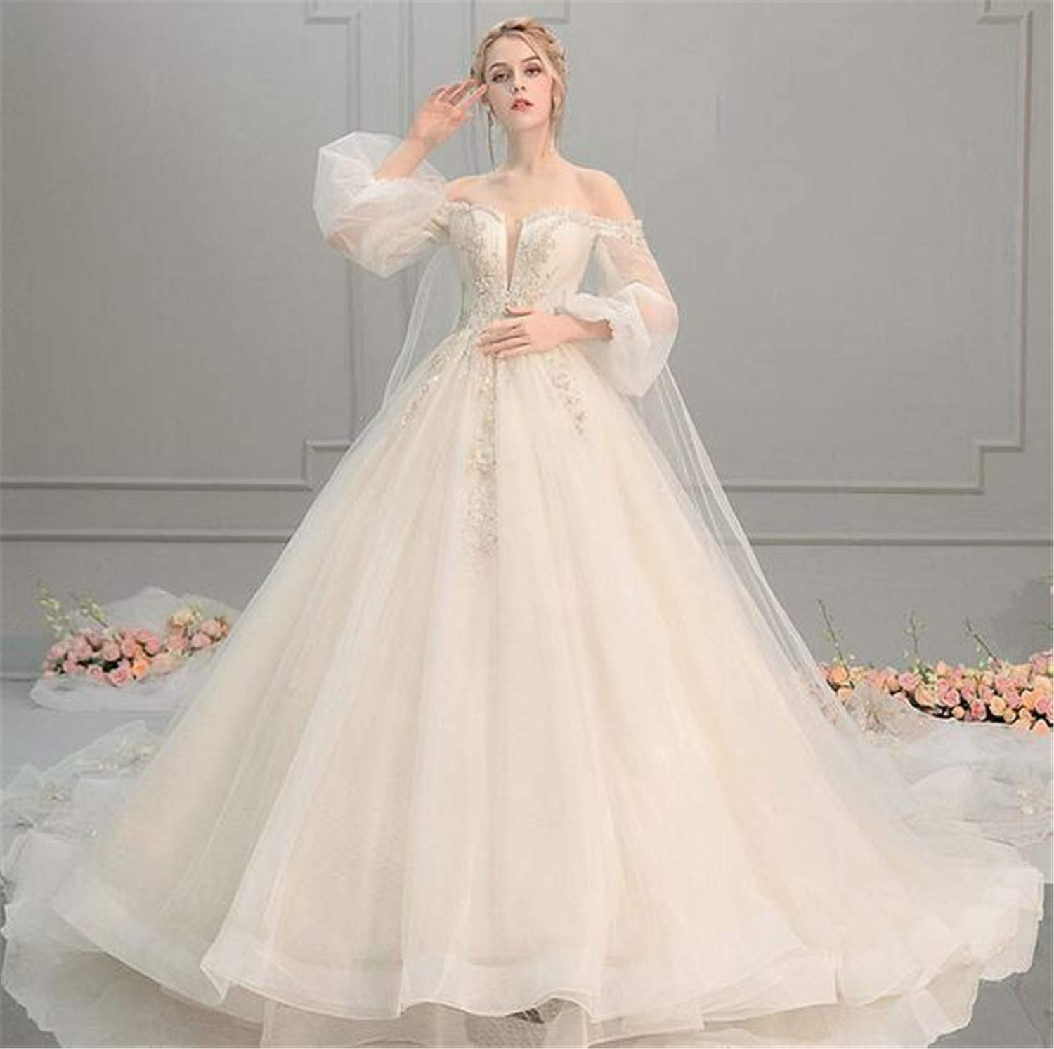 0fe0f2ff134 One Shoulder Bridal Dress - Gomes Weine AG