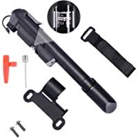 Fafeims Bike Tyre Air Pump Basketball Football Pump Inflator Mini Inflatable Tube for Mountain Bicycle