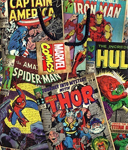 Marvel Official Comics Large Gift Bag