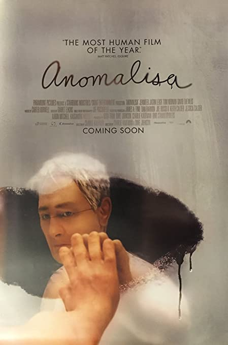 Image result for anomalisa poster
