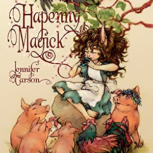 Hapenny Magick Audiobook