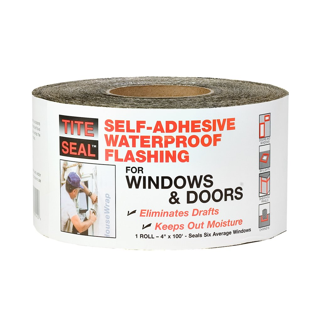 Cofair TS4100 Tite Seal Original Window Tape 4'' x 100'