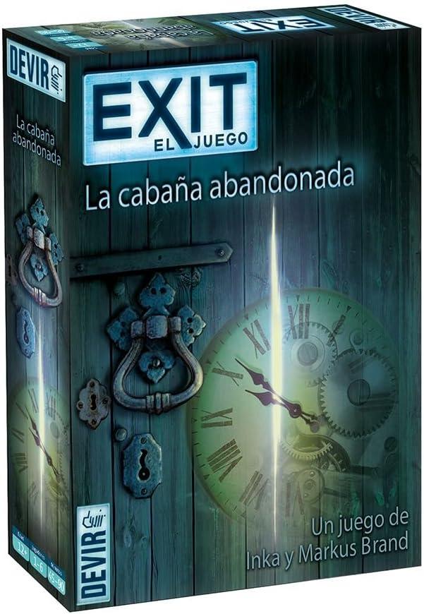 Devir - Exit: La cabaña abandonada