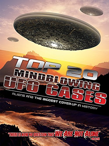 Top 20 Mind Blowing UFO Cases, used for sale  Delivered anywhere in USA