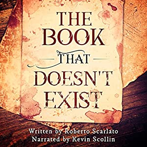 The Book That Doesn't Exist Audiobook