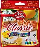 Betty Crocker Food Coloring Gel, 2.72 oz