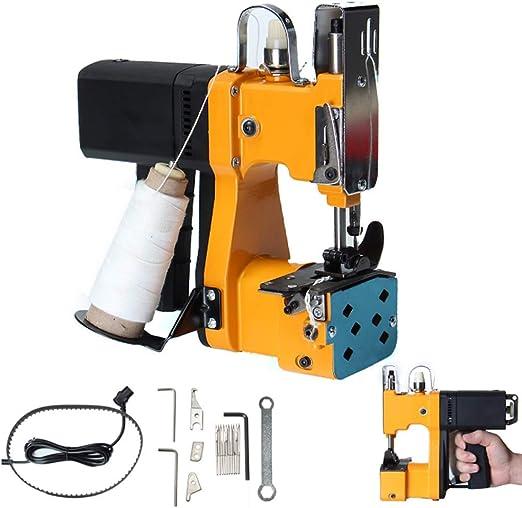 NBSXR Máquina de Coser de Sello eléctrico portátil Industrial de ...