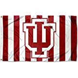 Indiana Hoosiers Candy Stripe Pants Flag