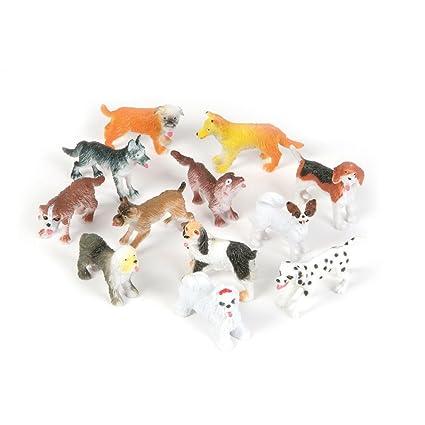 Amazoncom Rhode Island Novelty Plastic Dogs 12 May Vary Party
