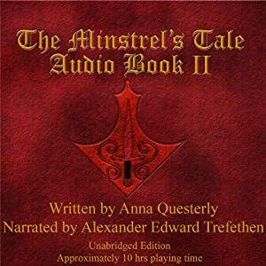 The Minstrel's Tale, Book 2 Audiobook