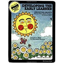 Developing the Early Learner: Level 1