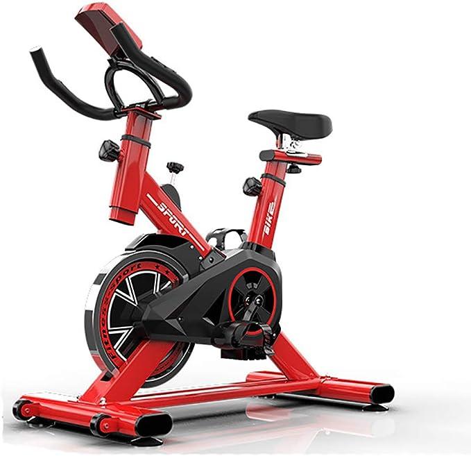 JAEJLQY Bicicletas estáticas y de Spinning-Cyclette e spin Bike ...