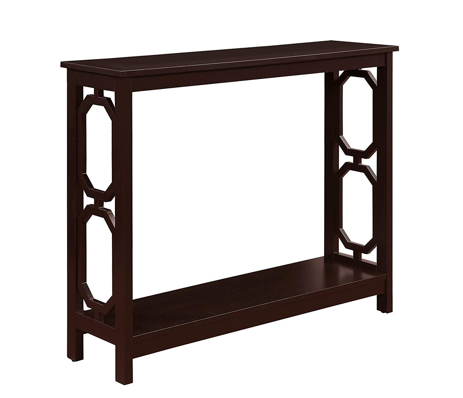 Convenience Concepts 203230ES Console Table, Espresso