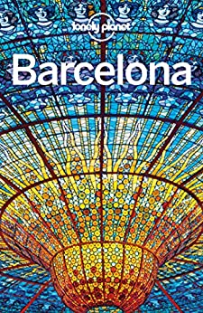 Lonely Planet Barcelona Travel Guide ebook