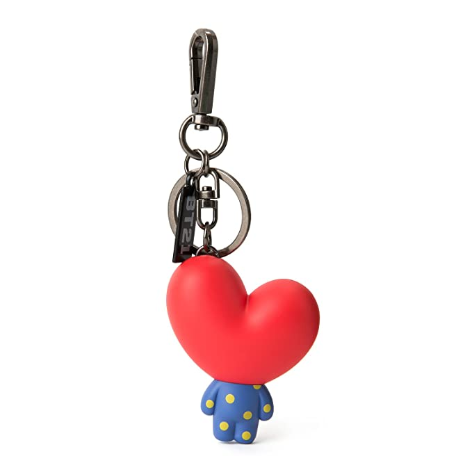BT21 Official Merchandise by Line Friends - TATA Keychain Ring
