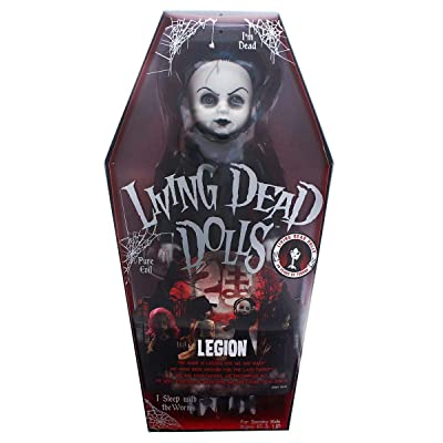 Living Dead Dolls Series 35 20th Anniversary Series Legion Mezco Toyz: Toys & Games